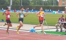 Alvaro de Arriba se mete sobrado en la final de los 800 metros de los Juegos del Mediterráneo