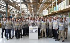 Renault inicia la fabricación de la nueva caja de cambios para los palentinos Mègane y Kadjar