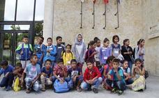 Un total de 24 niños saharauis disfrutarán sus 'Vacaciones en Paz' junto a familias salmantinas