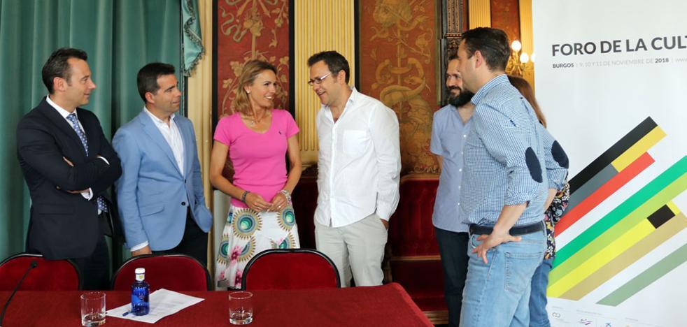 El Foro de la Cultura impulsará un laboratorio ciudadano para «experimentar» en Burgos