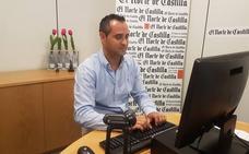 César López, alcalde de Serrada: «Apostamos muy fuerte para intentar fijar población»