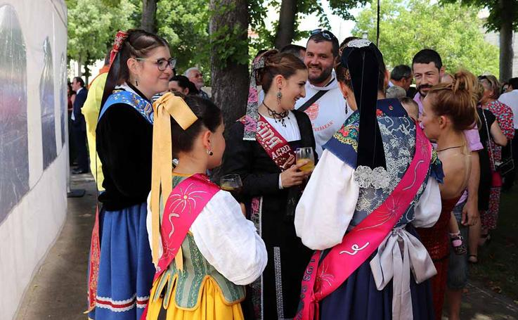 Recepción Oficial de las Fiestas de San Pedro y San Pablo