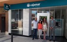 La localidad de Villada estrena oficina bancaria