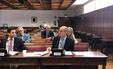 Javier Iglesias defiende en el Senado una moción para luchar contra la despoblación