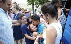 Los niños saharauis ya están en Salamanca para pasar el verano