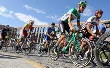 Eusebio Pascual gana la Vuelta a Segovia