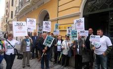 La CHD deniega el permiso a la planta de residuos junto al Voltoya