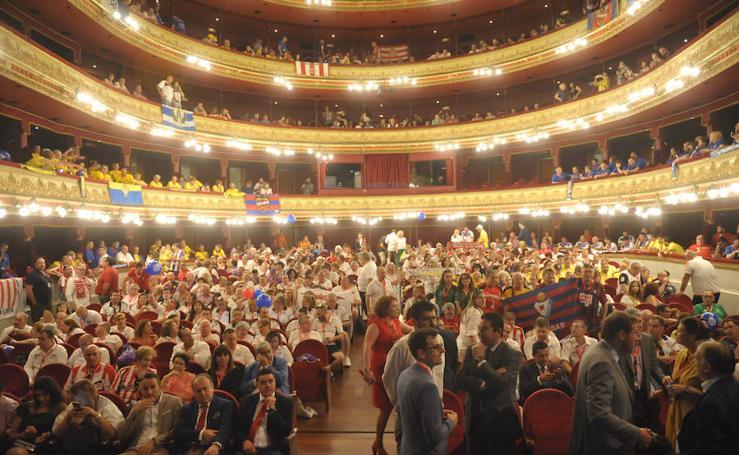 Congreso Nacional de Peñas de Fútbol en Valladolid