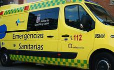 Fallece una mujer de 50 años en una colisión entre dos turismos en Bercedo