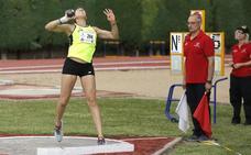 El atletismo de la región deslumbra en Palencia