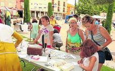 Dueñas anima el fin de semana con el mercado castellano