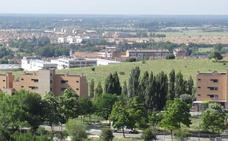 Valladolid se tiñe de verde gracias a los 418,6 litros caídos en lo que va de año
