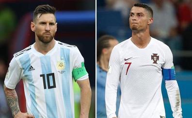 Cristiano y Messi, los últimos 'reyes sin corona' Mundial