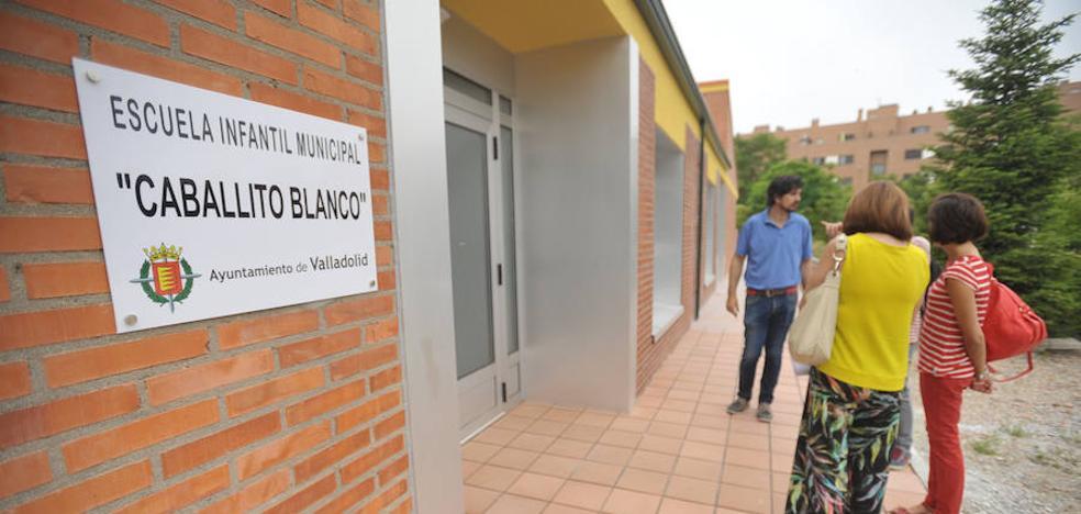 La nueva escuela infantil de Pilarica ya tiene llenas sus 41 plazas