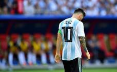 Una discusión sobre Messi termina en divorcio