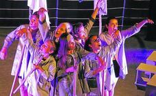 El teatro aficionado se reivindica en Las Siete Llaves de Sepúlveda