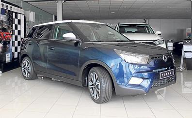 SsangYong Tivoli, el SUV de moda con GLP
