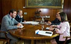 Puente y Robles buscan alternativas de uso para edificios del Ministerio de Defensa en Valladolid