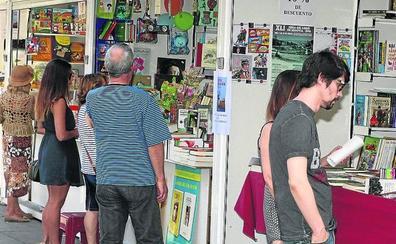 La Feria del Libro de Segovia ofrecerá descuentos del 10%