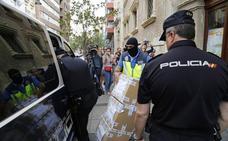 Polanco se muestra tranquilo y ofrece colaboración a la Policía en su investigación