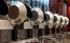 Los robots se convierten en chefs de comida rápida