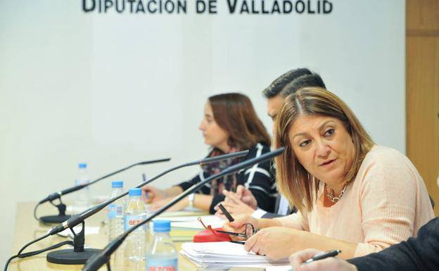 PP y C's destituyen a Teresa López al frente de la comisión de Meseta Ski