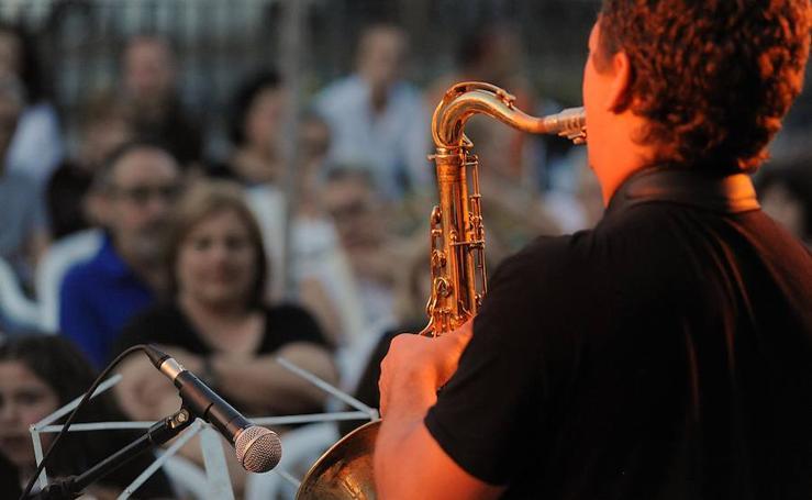 Jornada del martes de la semana del jazz en Medina del Campo