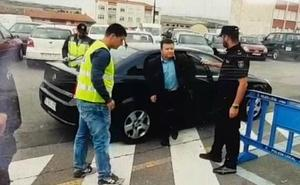 Los alcaldes de Astorga y Villarejo y los tres ediles detenidos prestan declaración ante el juez por posibles amaños en contratos públicos