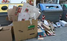 La Diputación recogió 17.823.390 kilos de residuos domésticos durante el año pasado