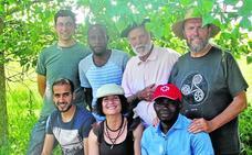 «Nuestro objetivo es dar acogida y hacer que venga gente al entorno rural»
