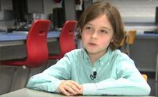 Un niño de 8 años irá a la universidad después de haber completado bachillerato