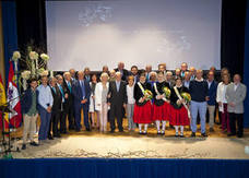 Javier Salido gana los Juegos Florales de Aguilar de Campoo