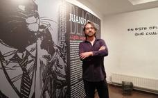 El felino más detectivesco visita la Casa Revilla en Valladolid