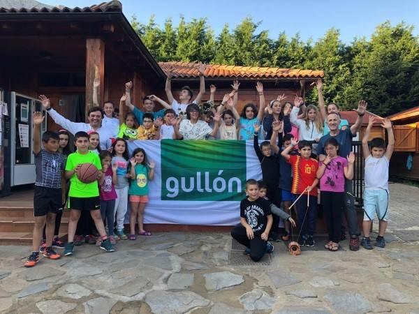Gullón celebra el 'Calleja Summer Camp'