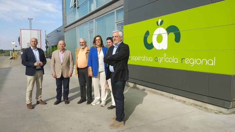 La Cooperativa Agrícola Regional refuerza su asesoramiento integral