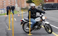 16 investigados en Palencia por irregularidades al obtener el carné de moto de gran cilindrada