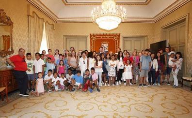 El Consistorio agradece a las familias de la ciudad su apoyo a los niños saharauis