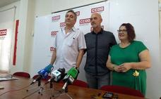 CC OO reclama a La Salina que deje de bloquear el Diálogo Social