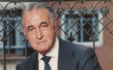 Fallece el burgalés José María López de Letona, exgobernador del Banco de España