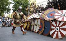 Palencia revive su pasado romano
