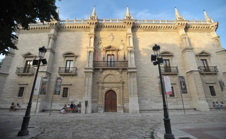 Fachadas de los edificios más emblemáticos de Valladolid