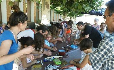 Husillos celebra el Mercado del Trueque