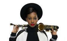La británica YolanDa Brown actuará por primera vez en España en el Jazz Palencia