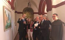 USAL y Diputación de Salamanca impulsan la muestra 'Vítor Teresa' sobre la Santa en Alba de Tormes