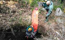 La Guardia Civil intensifica la búsqueda del desaparecido en la Montaña de Palencia