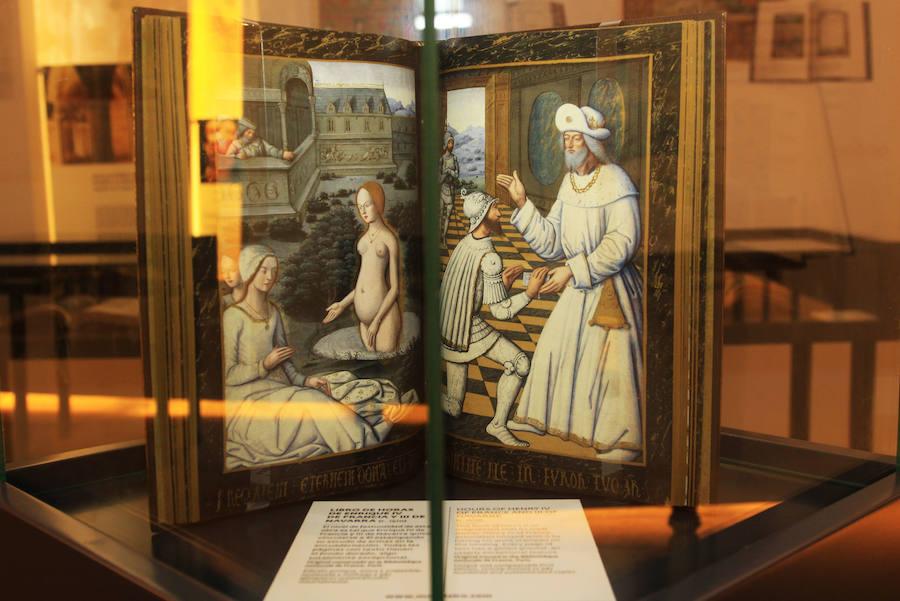 Exposición 'Castilla y León en Europa, Europa en Castilla y León. Joyas bibliográficas de los siglos X al XVI'
