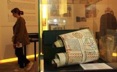 Santa María la Real recoge en una muestra los mejores códices de la historia de la Castilla y León