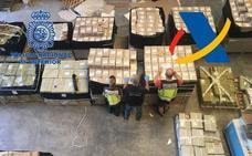 Cinco detenidos y 80.000 pilas incautadas en Badajoz y Valladolid en una operación que ha desmantelado dos fábricas clandestinas en Valencia