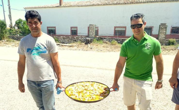 Hérmedes de Cerrato celebra sus fiestas con una comida popular