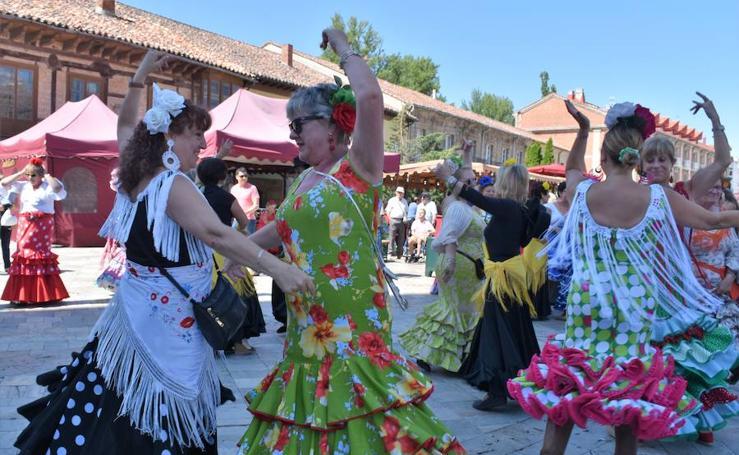 Aguilar celebra su IV Feria Rociera